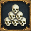 Pyramid of Skulls icon