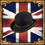 Anglophile icon