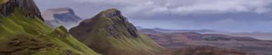 Highlands terrain