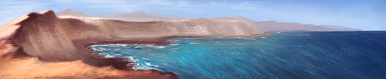 Coastal Desert terrain
