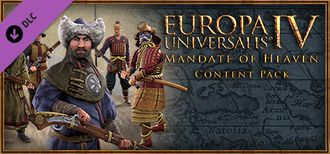 Mandate of Heaven Content Pack