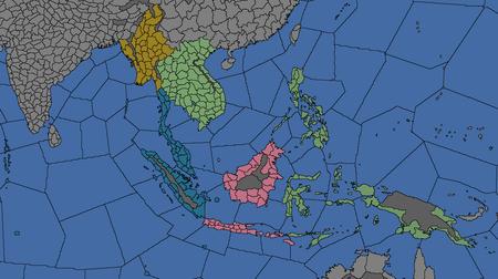East Indies Super Region Europa Universalis 4 Wiki