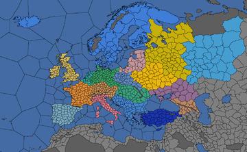 European regions - Europa Universalis 4 Wiki