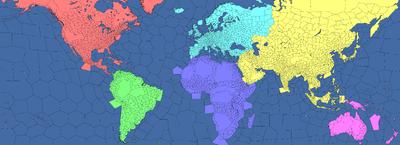 Regions - Europa Universalis 4 Wiki