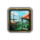 Coastal center of trade icon